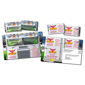 Promotional Valuable Paper Holders-2002205X