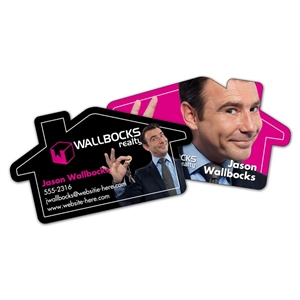 Promotional Business Card Magnets-5001009UX