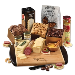 Promotional Gourmet Gifts/Baskets-L3995-Food