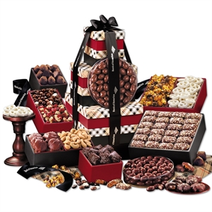 Promotional Gourmet Gifts/Baskets-PLD8906