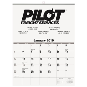 Promotional Contractor Calendars-MW21
