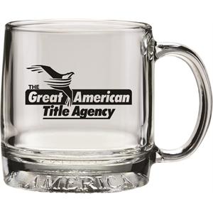 12 oz. Mug America