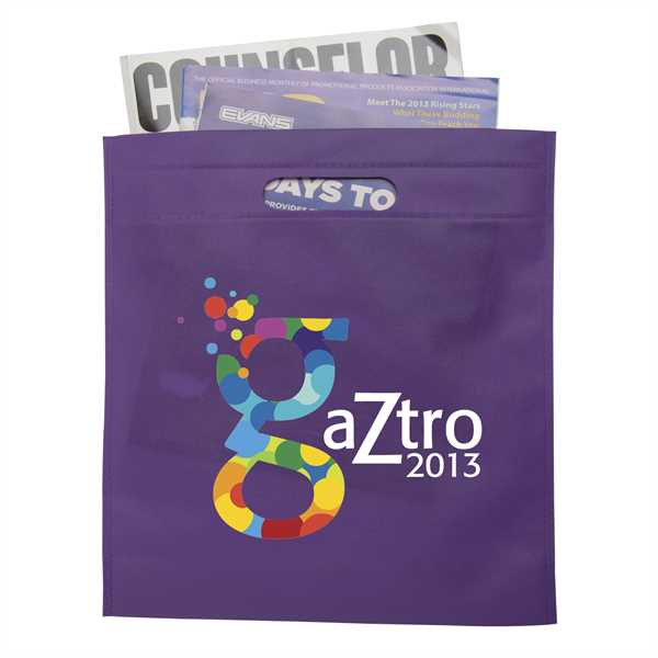 Non-woven tote bag with