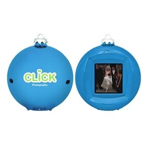 Digital picture ornament includes
