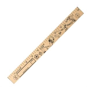 Promotional Rulers/Yardsticks, Measuring-90616