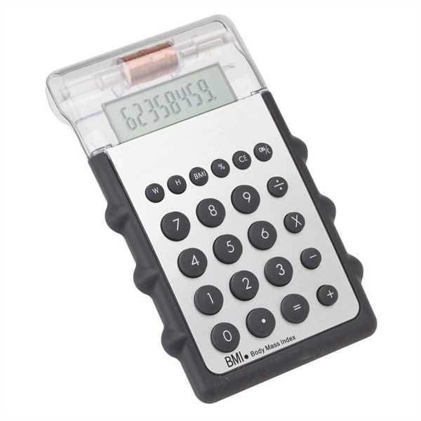 Motion Calculator with Body
