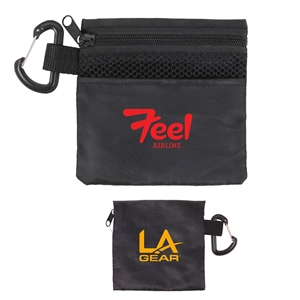Promotional Vinyl ID Pouch/Holders-H903