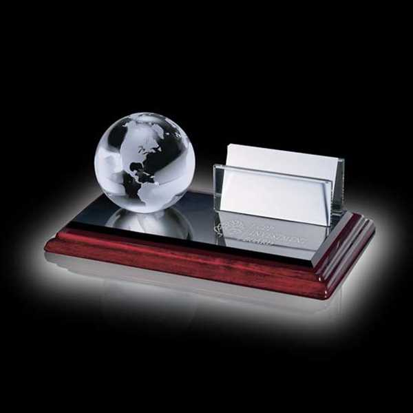 Optical globe and business