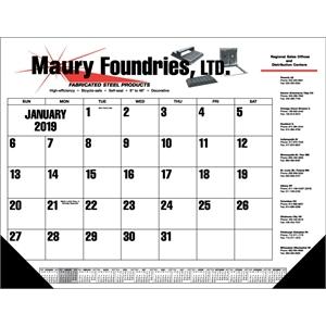 Promotional Calendar Pads-8012R