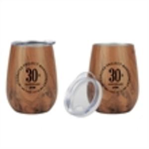 Promotional Drinking Glasses-JK-5850Wood