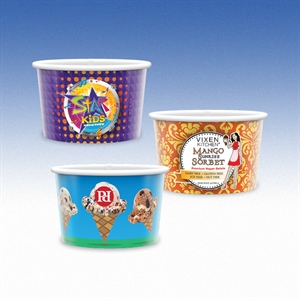 Promotional Paper Cups-C9T5 Container