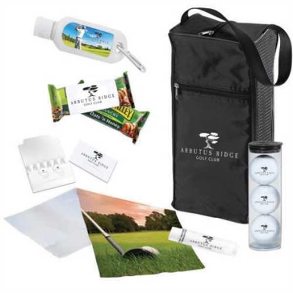 Premium golf kit with