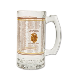 Promotional Glass Mugs-MG012