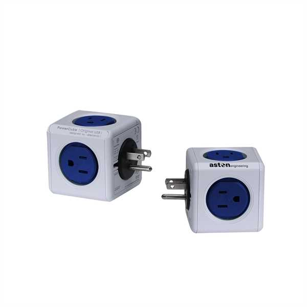 Cube-shaped power cube with