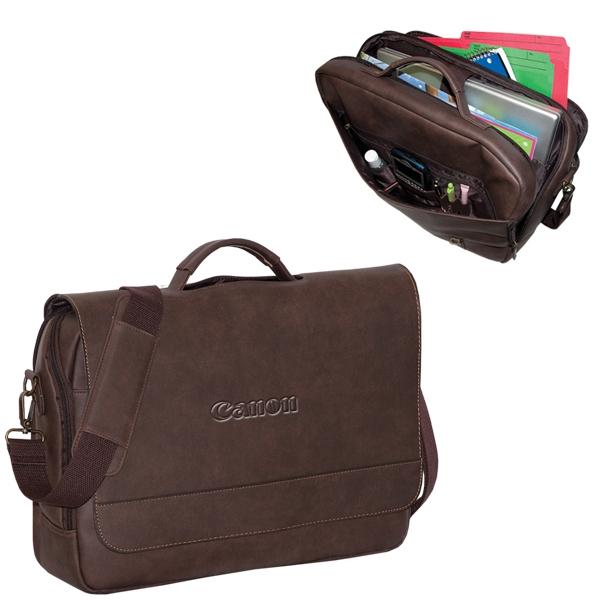 Premium Bonded Leather Laptop