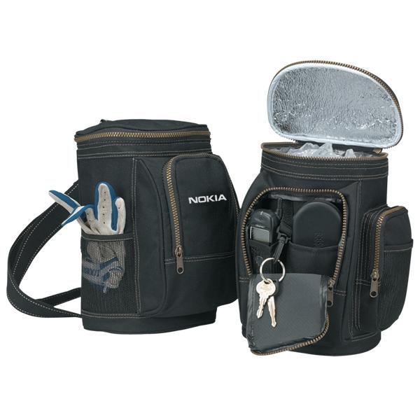 Golf cooler bag made