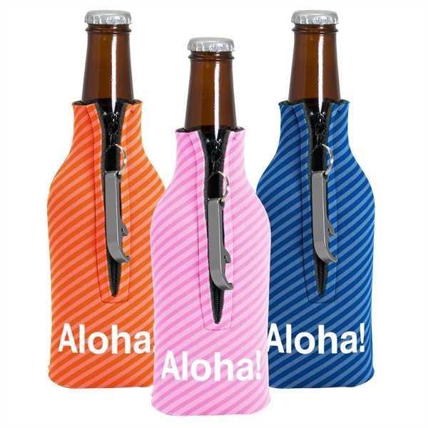 Bottle Coolie - Zippered
