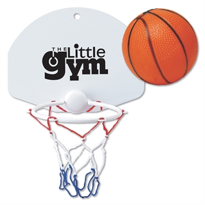 Hoop basketball game.