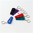Whistle keychain holder with