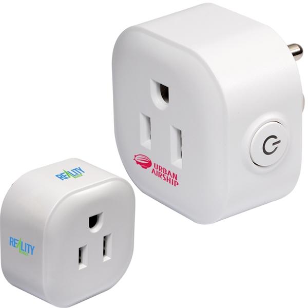 Wi-Fi Smart Plug. Includes