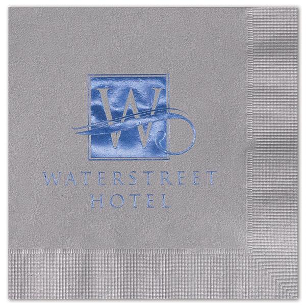Beverage napkin