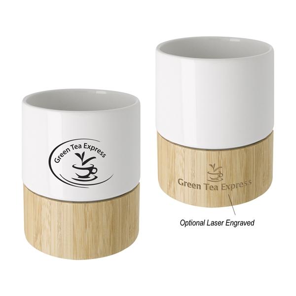 8 oz. ceramic and