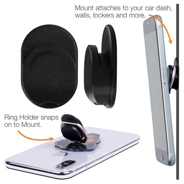 Custom Acrylic Ring Holder