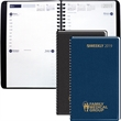 12-month, 192-page planner with