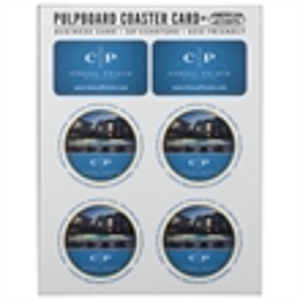 Promotional Coasters-D-CCPB55F