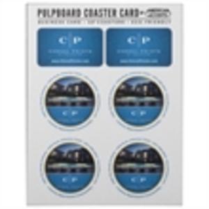 Promotional Coasters-D-CCPB80F