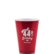 Promotional Plastic Cups-T-SPP10-RED