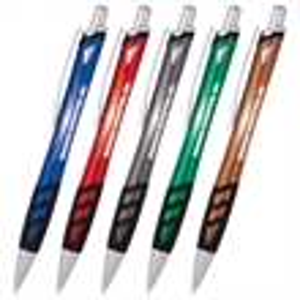 Click pen with illuminated
