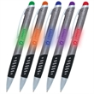 Stylus twist pen with