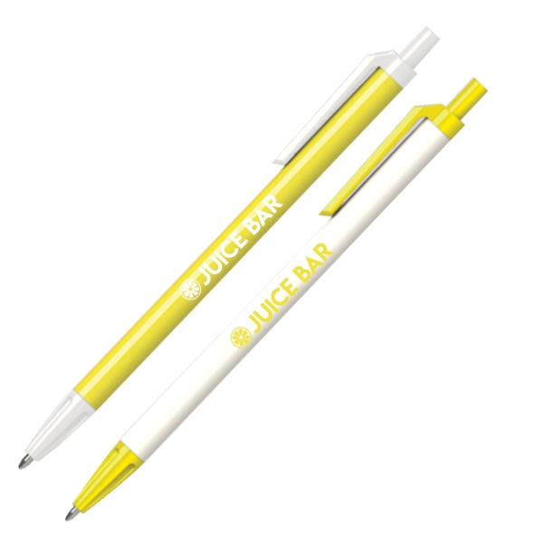 Gel glide retractable ballpoint