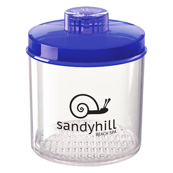 BPA free, break-resistant apothecary