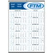 Promotional Dated Products Miscellaneous-1501