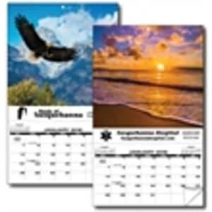 Promotional Wall Calendars-SA12