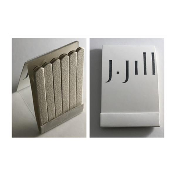 small matchbook nail files
