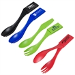 Portable knife, fork and