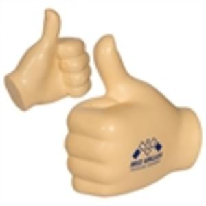 Hand thumbs up shape