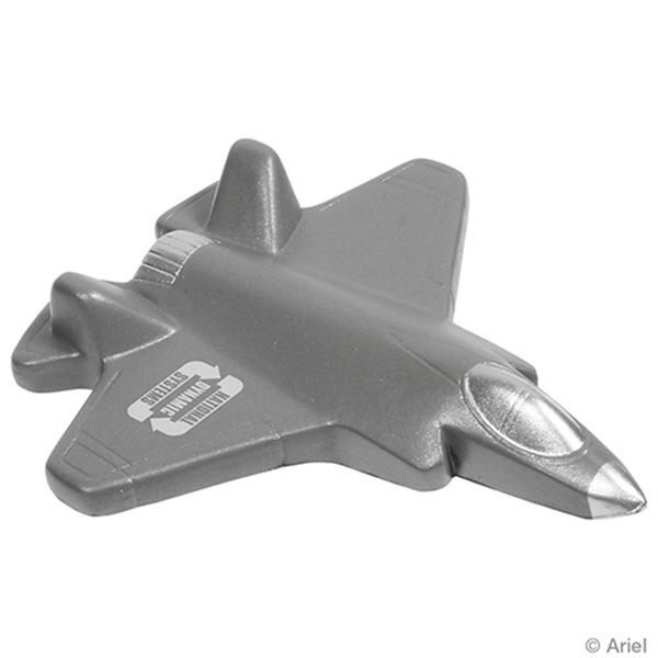 Military fighter jet shape