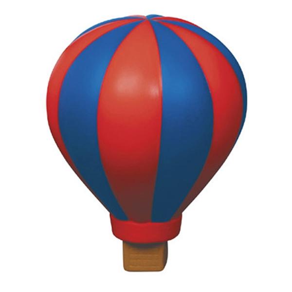 Hot air balloon stress