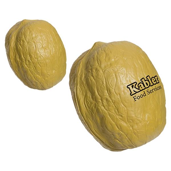 Walnut shape stress reliever