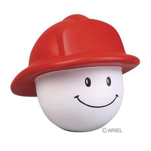 Fireman mad cap character