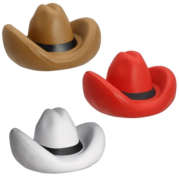 Cowboy hat shape stress