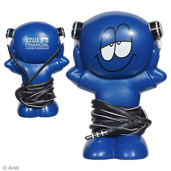 Little Buddy Earbud Figure.