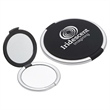 Double sided compact mirror;