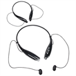 Wireless headset with built-in