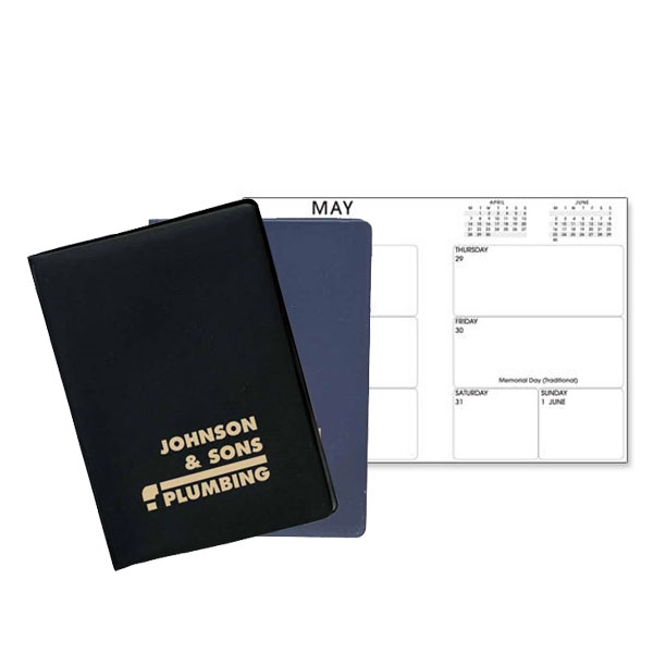 Mini weekly planner with