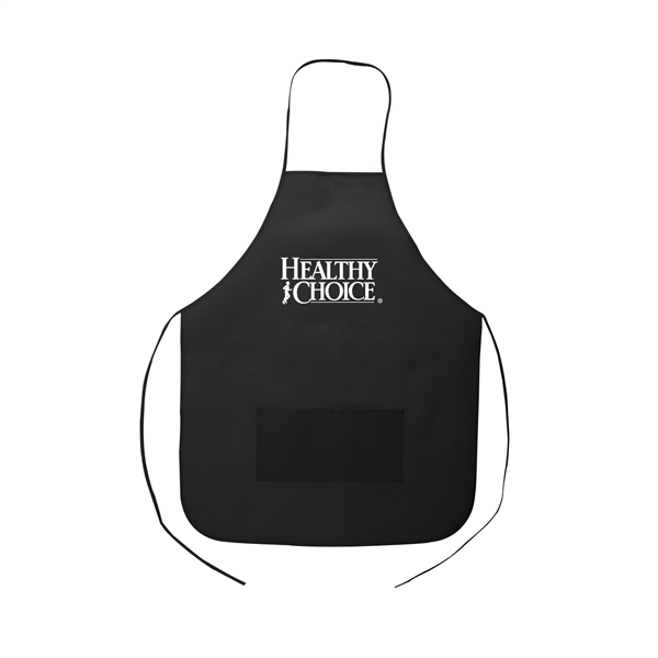 Apron made of non-woven
